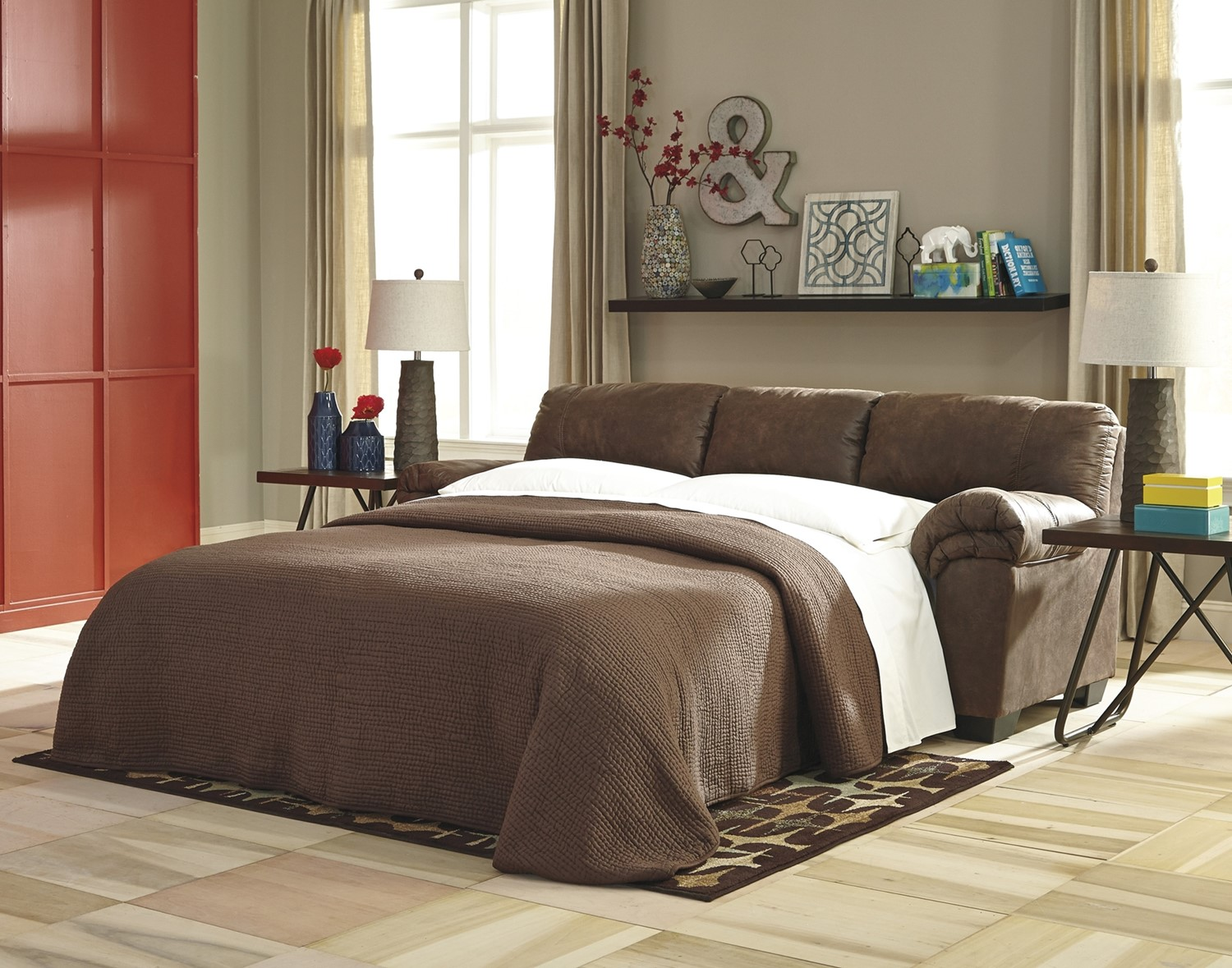 12000 Brown Full Sleeper