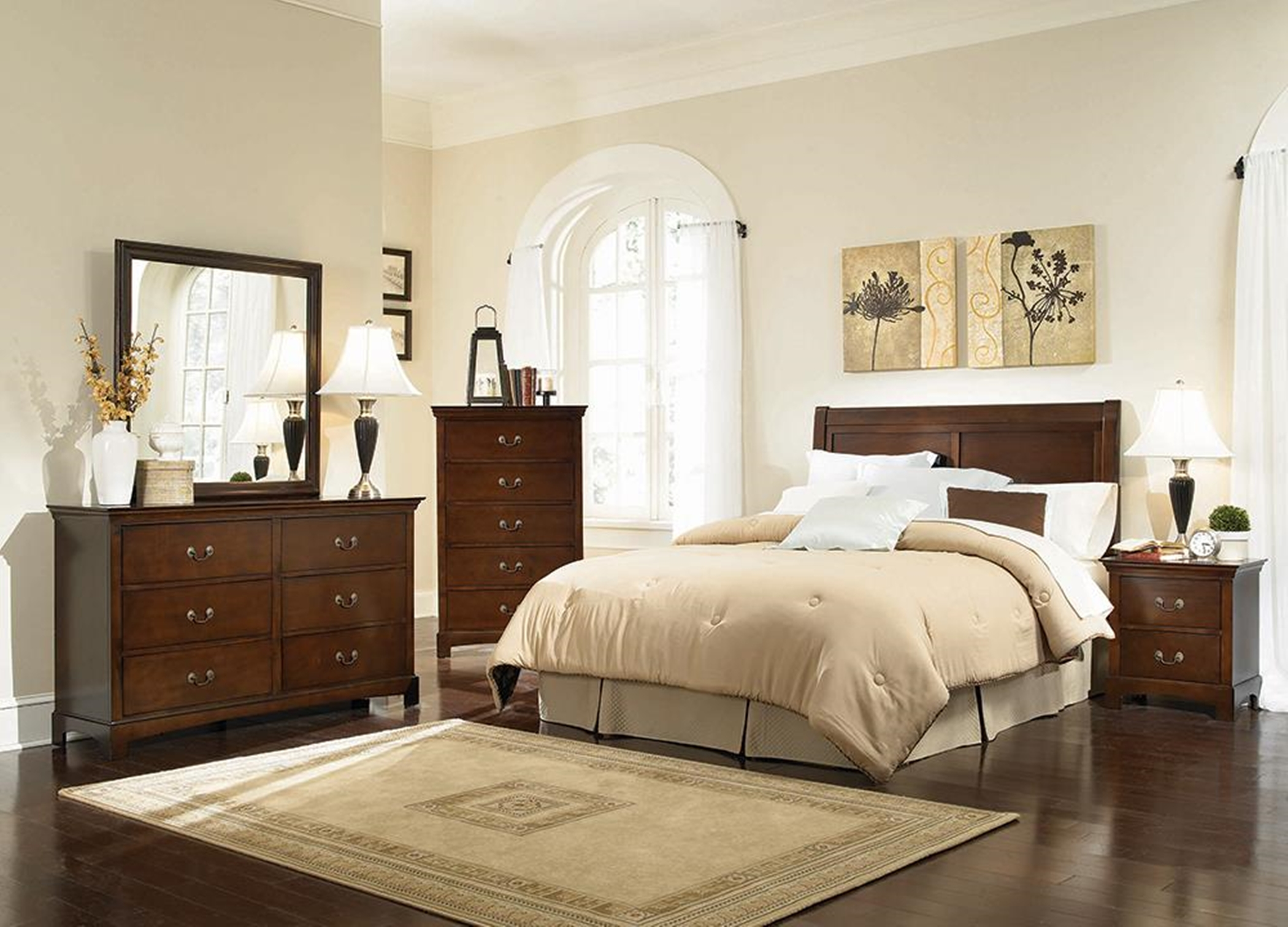 Tatiana Warm Brown Headboard