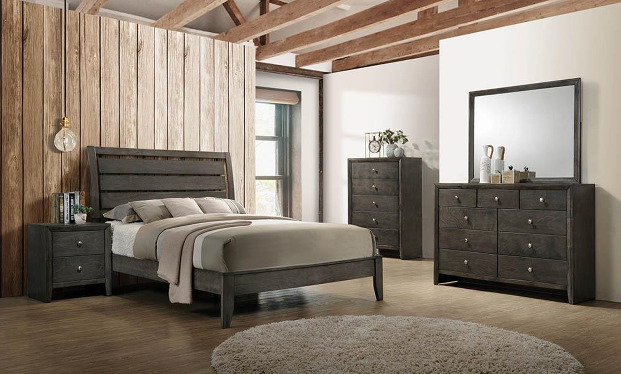215841KW - C King Bed