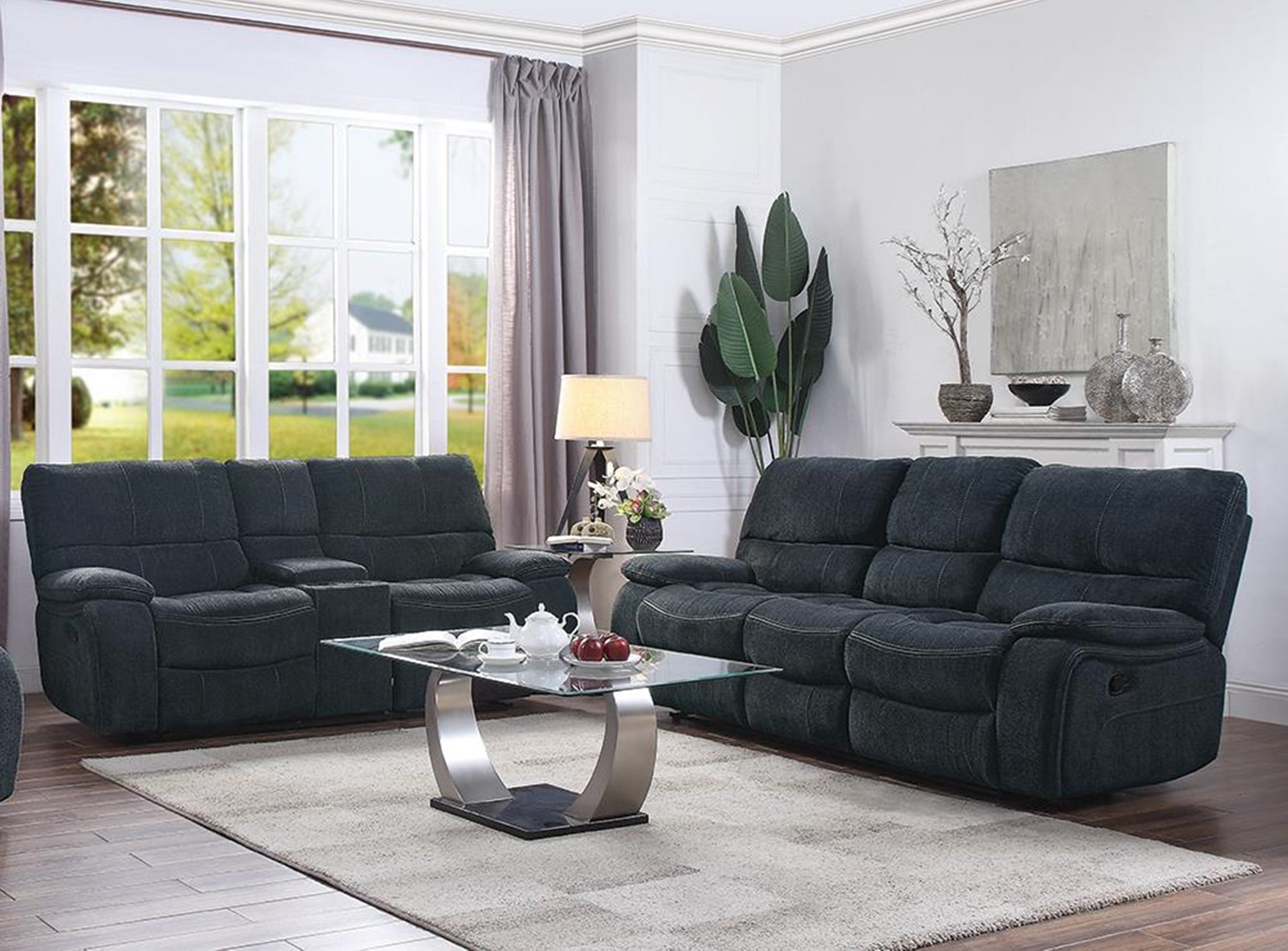 Perry Sofa & Love