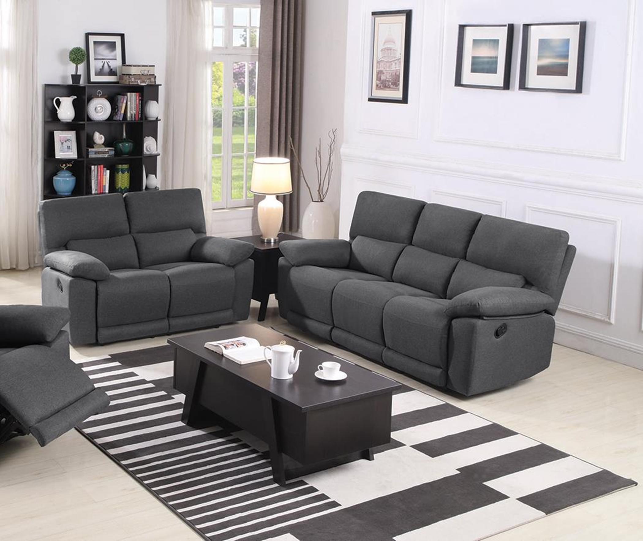 Hartville Sofa & Love