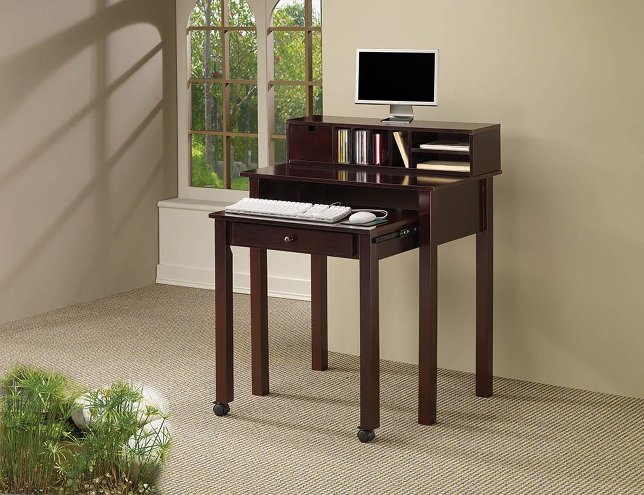 Transitional Capp. Writing Desk