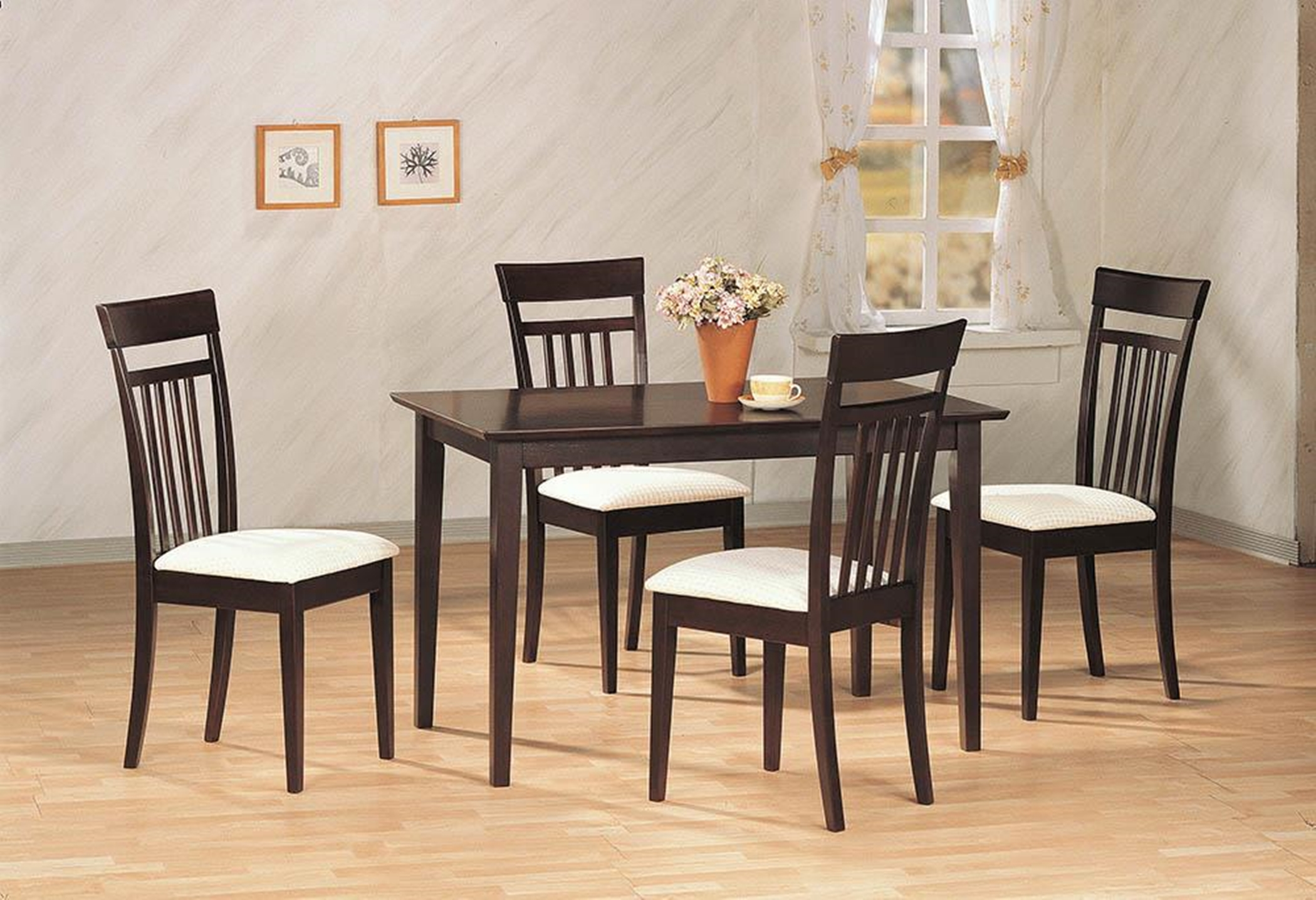 Casual Capp. 5-Pc. Dining Set